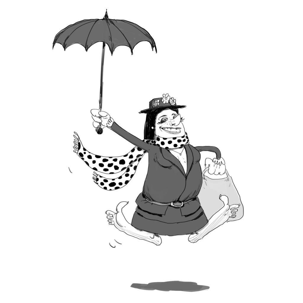 la Mary Poppins du logement