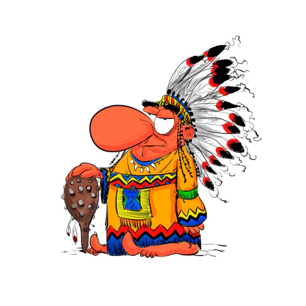 Comanche préhistorique