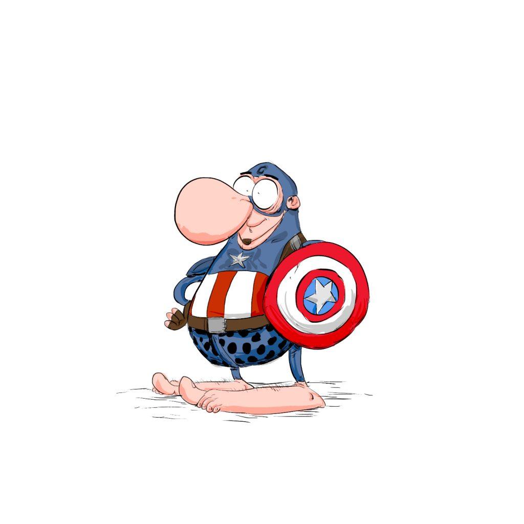 Captain AmeriCRO