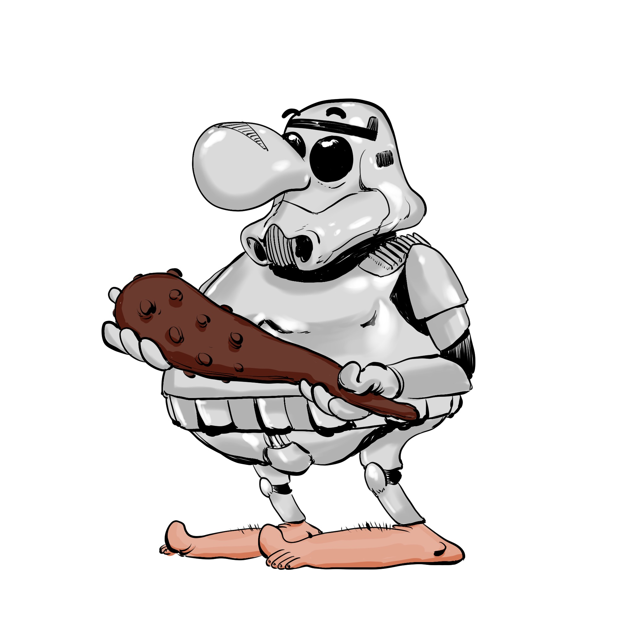 StormTrooper en mode CRO