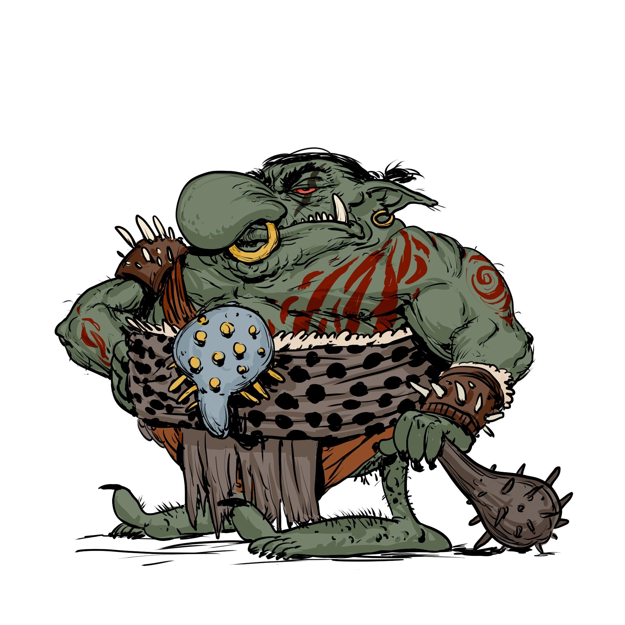 un CRO Orque, alias CROrque
